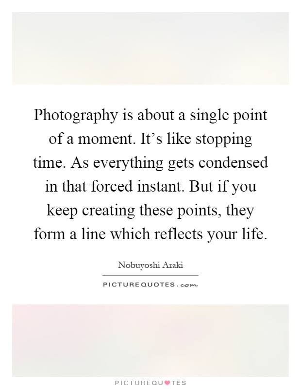 Dating a photographer quotes