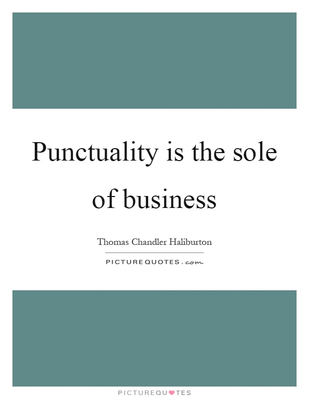Punctuality Is The Politeness Of Kings Essay Writing – 837286