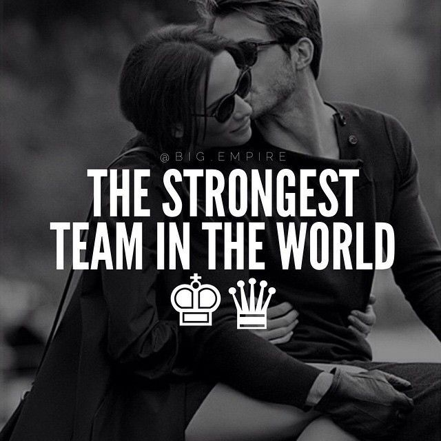 The strongest team in the world Picture Quote #1