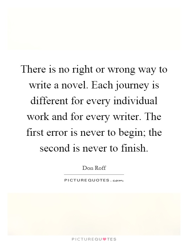 How to Write a Novel in Two Months