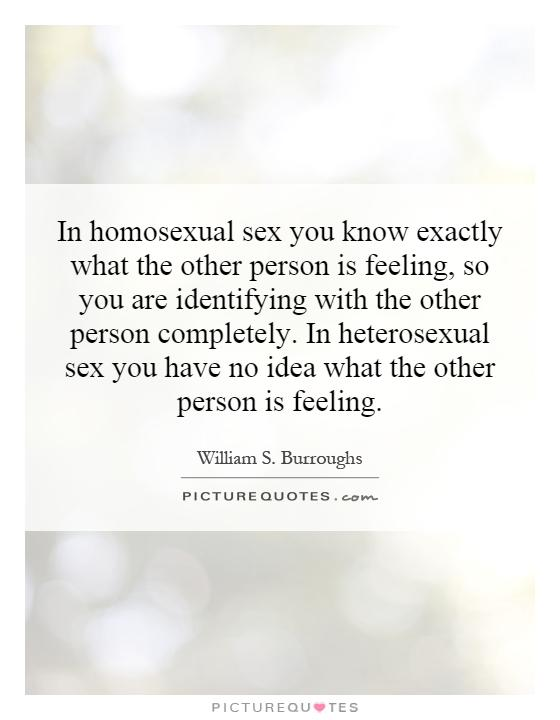 Homosexual quotes and sayings