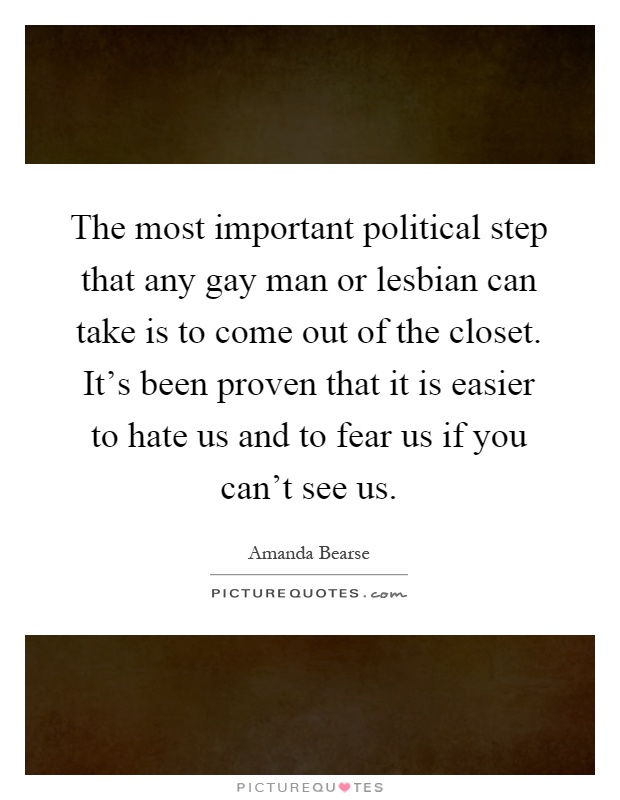 Closet lesbian quotes