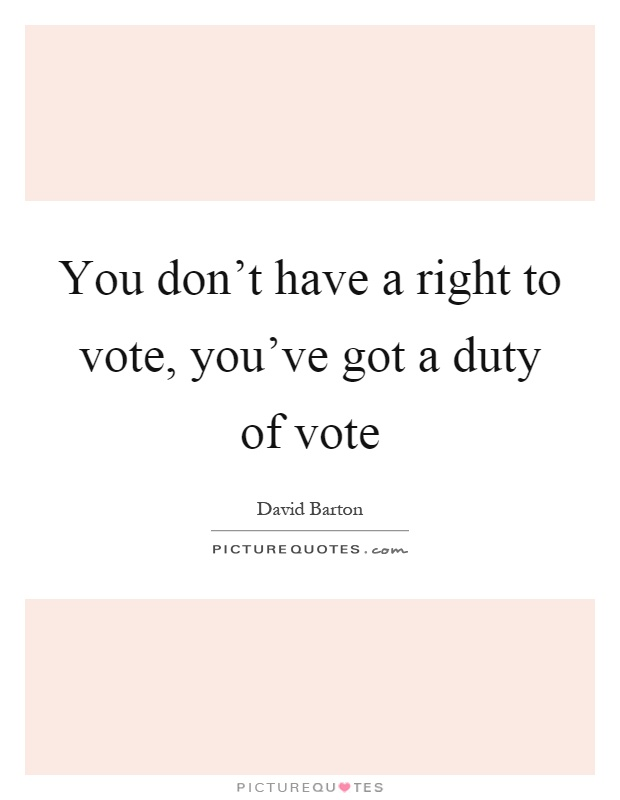 duty to vote Military and overseas voter guidelines issued by the state board of elections a military member on active duty (or who was on active duty at any time within 60 days of the election) is allowed to vote in person at the designated polling place for his or her permanent.