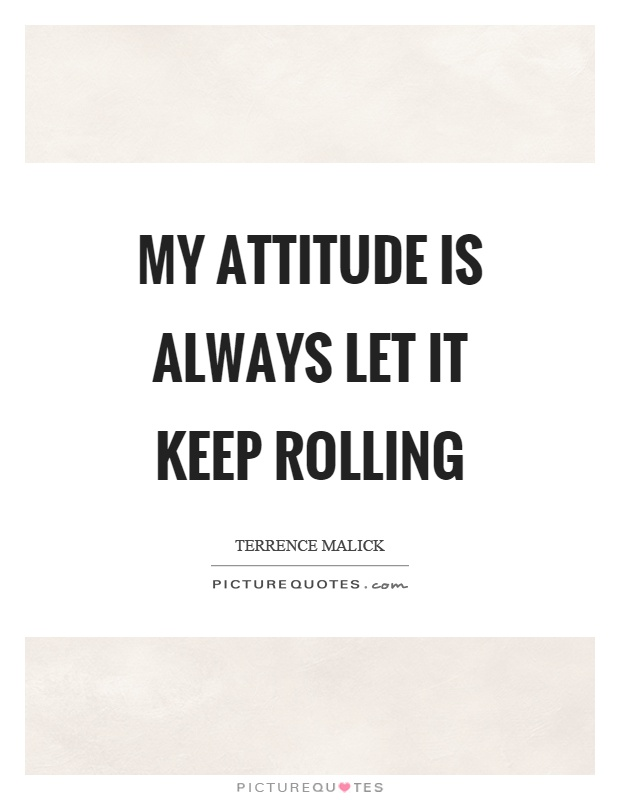 Always Keep Positive Attitude Quotes: My Attitude Quotes & Sayings