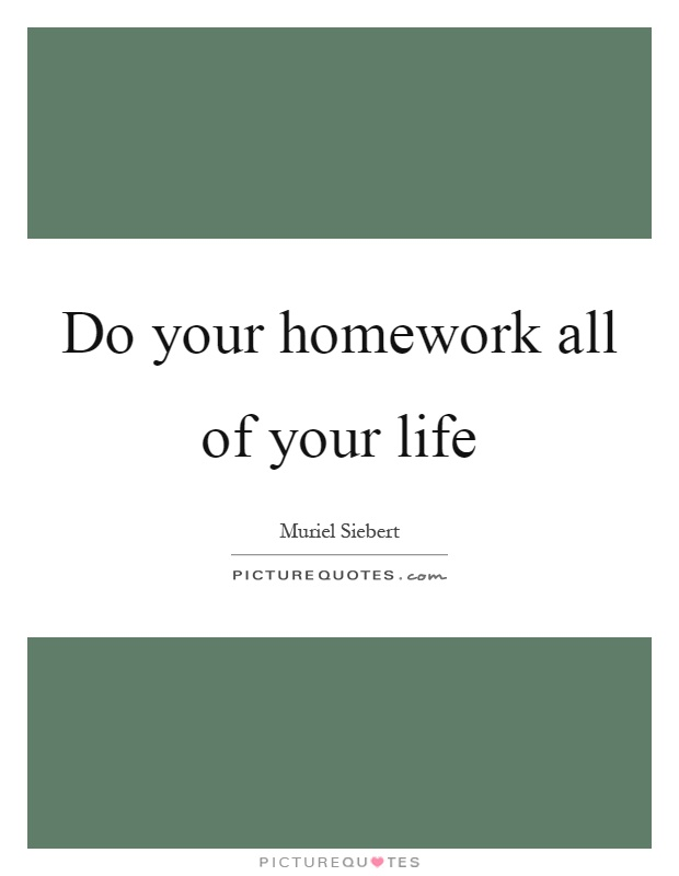 less homework quotes