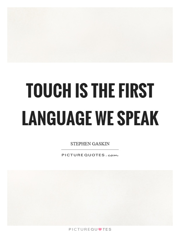 We Speak Fashionicano Best Fashion Magazines Covers: Touch Is The First Language We Speak