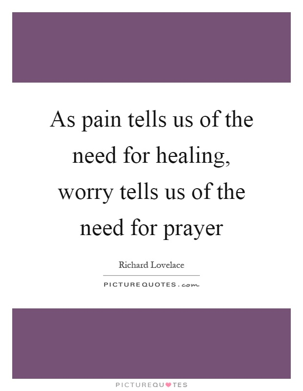 Healing Prayer Quotes & Sayings | Healing Prayer Picture Quotes