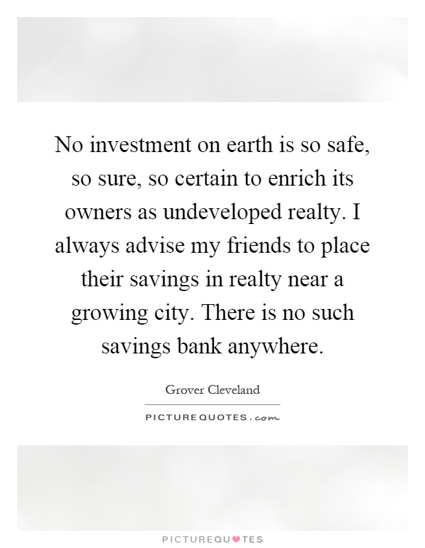Grover Cleveland Quotes Sayings 63 Quotations Page 3