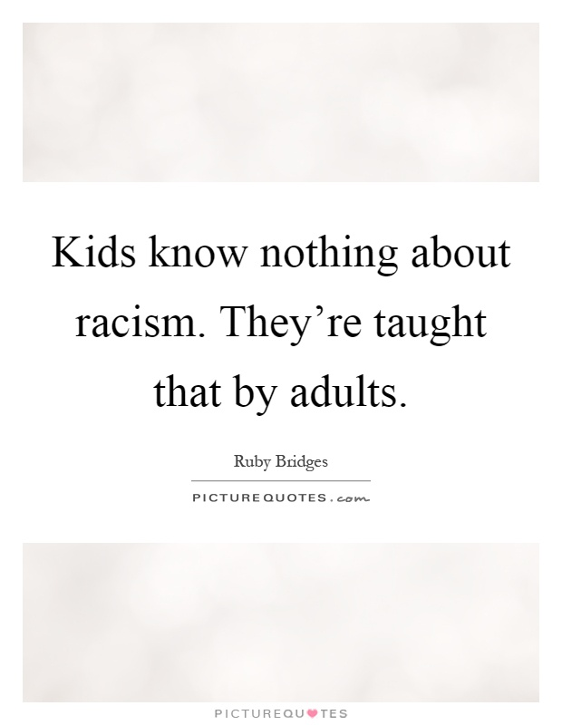 Ruby Bridges Quotes Enchanting Ruby Bridges Quotes Cool Top 25 Sharing Knowledge Quotes Az Quotes