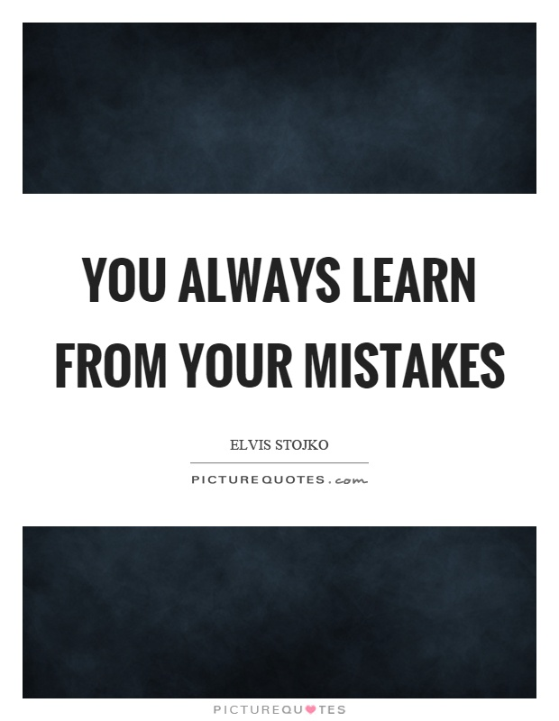 30 Quotes on Making Mistakes | Psychology Today