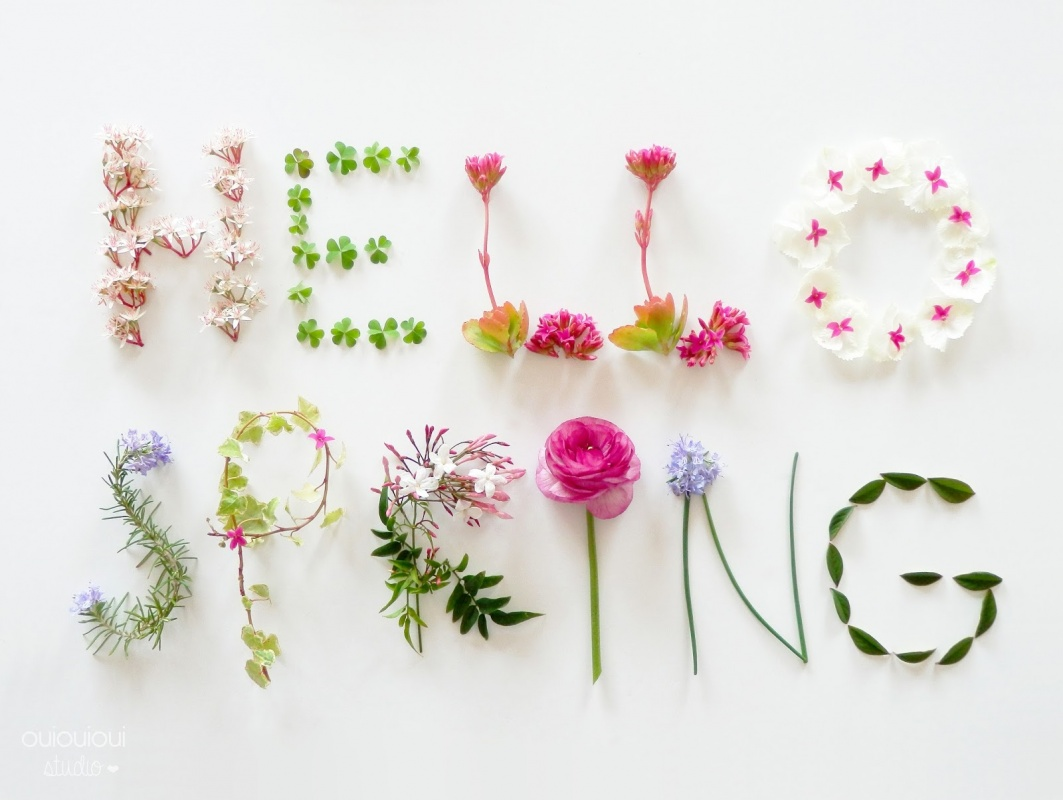 Hello Spring Picture Quote #1