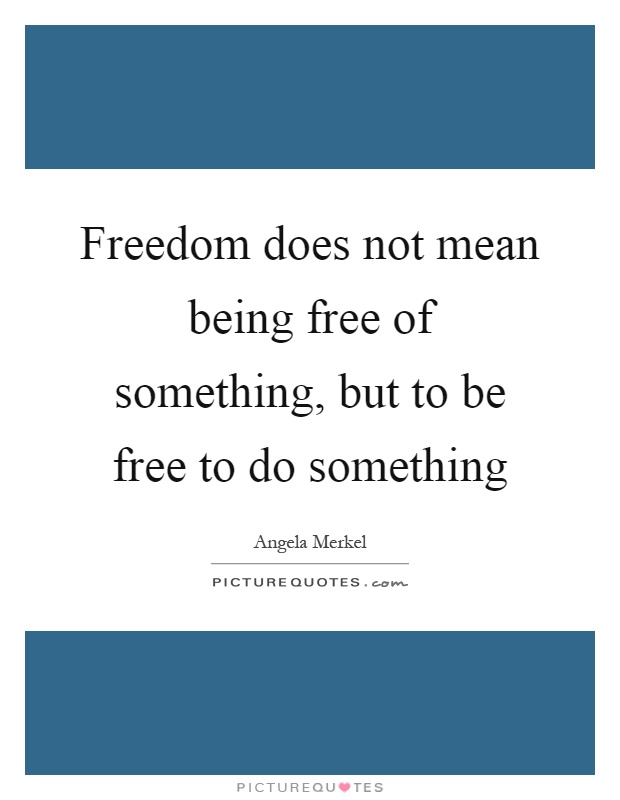 freedom does not mean license but Dietrich bonhoeffer's responsible action in this paragraph bonhoeffer distinguishes freedom from license spirit freedom does not freedom does not mean.