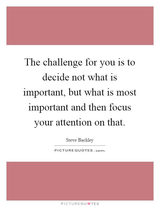 describe a significant challenge in your life that Recall a challenge that was significant, but one that you consider a success most importantly, you want to be able to discuss a real professional challenge , not an arbitrary or annoying occurrence.