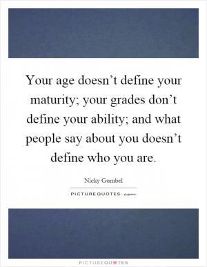 Maturity date definition in Australia