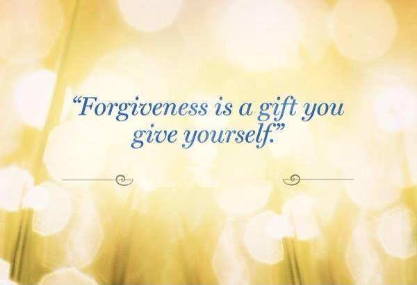 Forgiveness is a gift you give yourself Picture Quote #1