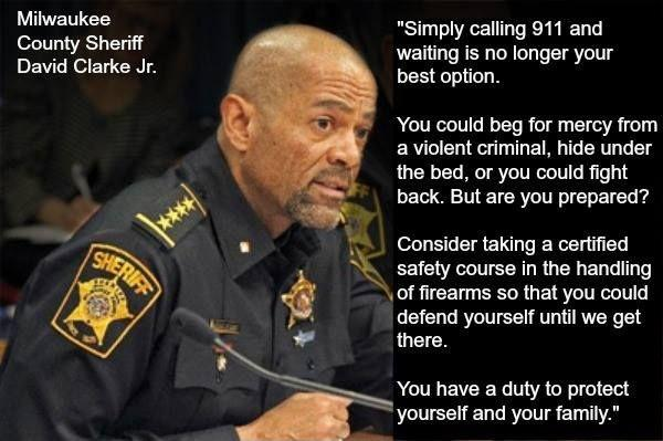 Simply calling 911 and waiting is no longer your best option. You could beg for mercy from a violent criminal, hide under the bed, or you can fight back. But are you prepared? Consider taking a certified safety course in the handling of firearms so that you could defend yourself until we get there. You have a duty to protect yourself and your family Picture Quote #1