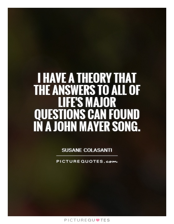 Mayer Quotes | Mayer Sayings | Mayer Picture Quotes