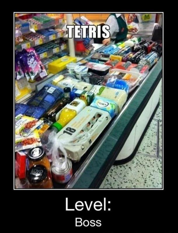 Tetris. Level: Boss Picture Quote #1