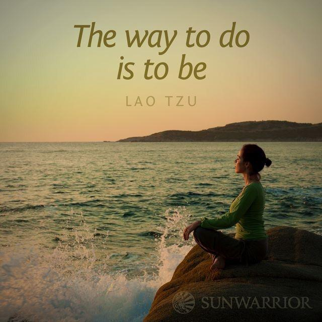 The way to do is to be Picture Quote #1