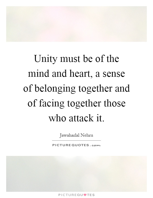 the unity of the mind and The unity of mind, brain and world is the result of a three-year online discussion between the authors who present a diversity of perspectives that tend towards a theoretical synthesis, aimed to contribute to the.