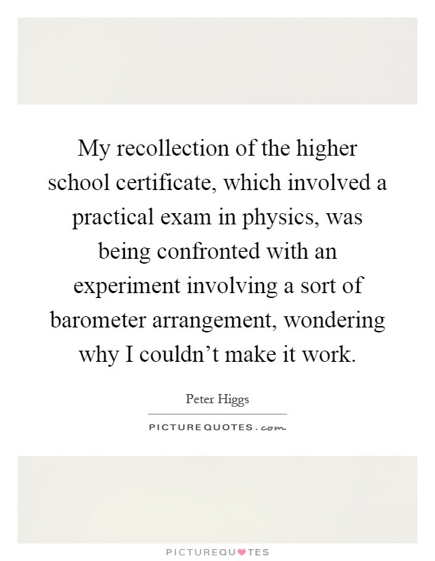 Physics Quotes Physics Sayings – Certificate Sayings