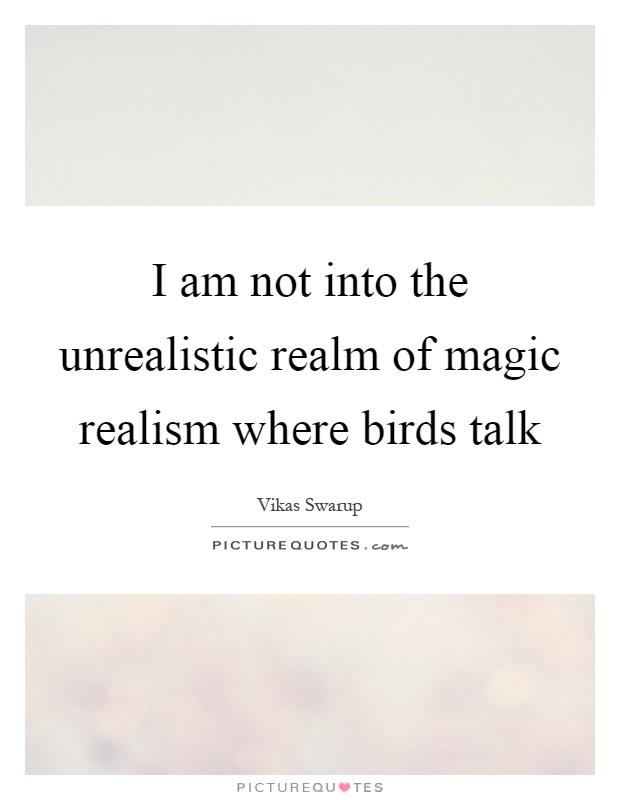 my unrealist dream