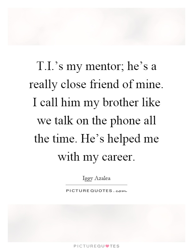 who is my mentor My mentor mentors aren't just people you look up to no, they are far more than that mentors are people you personally know, they are people that truly love you.