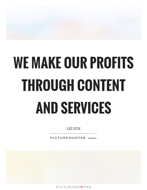 services quote