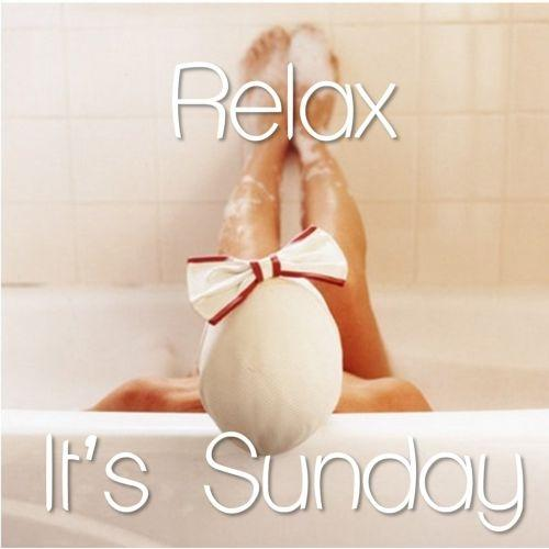 Relax it's Sunday Picture Quote #1