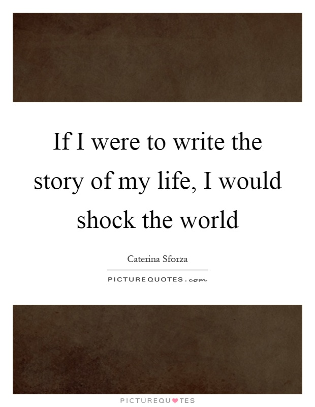 I Want to Write My Life Story…But Where Do I Start?!