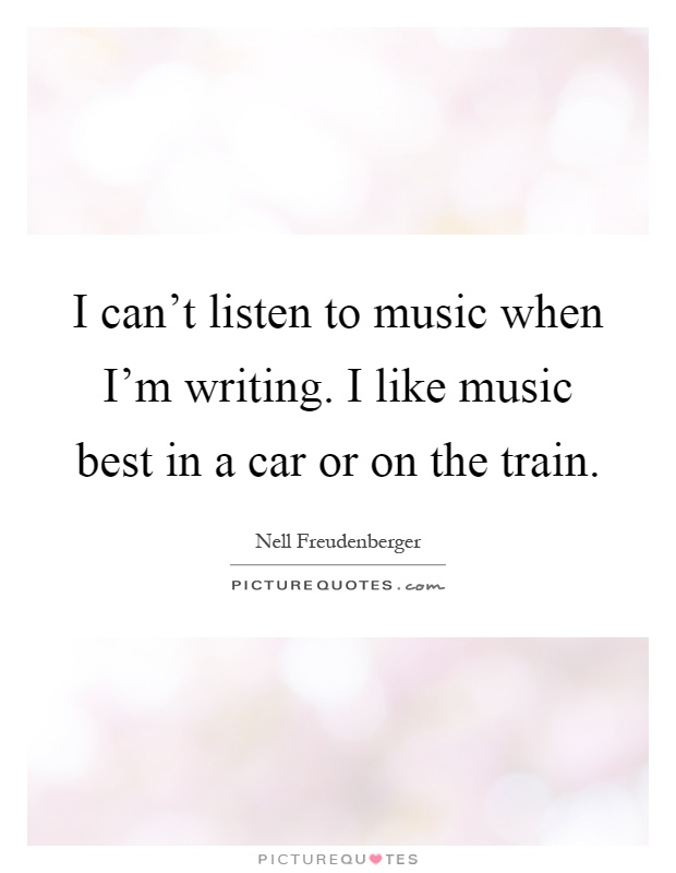 good music to listen to while writing an essay Good essays: music makes you mentally fit this effect was shown through fmri imaging while listening to different genres of music and.