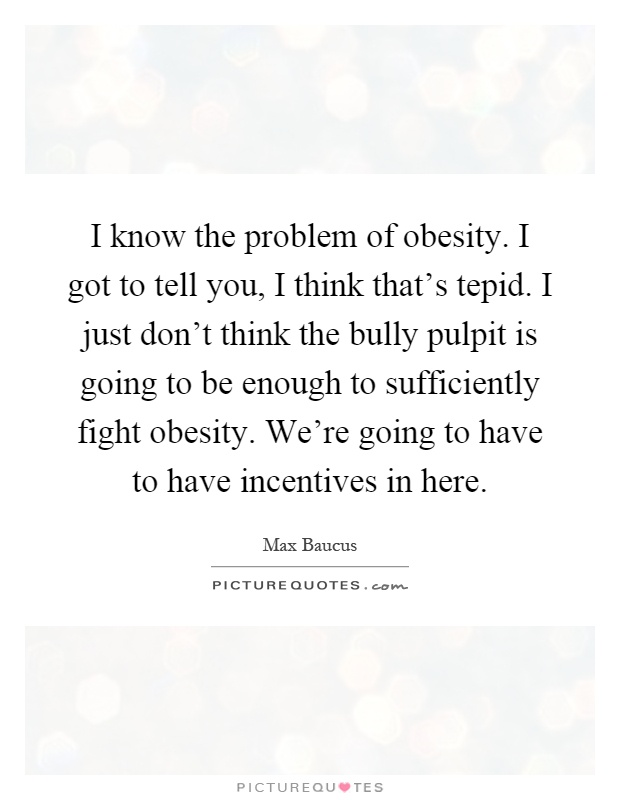 the problem of obesity Free essay: one of the biggest problems of humanity nowadays is obesity from some years until now, humans have been suffering from this eating disorder with.