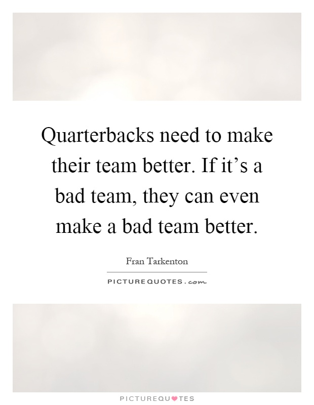 how to make a team better