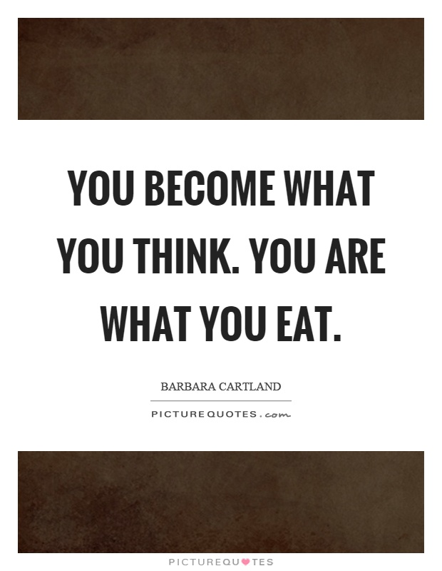 you are what you think quotes
