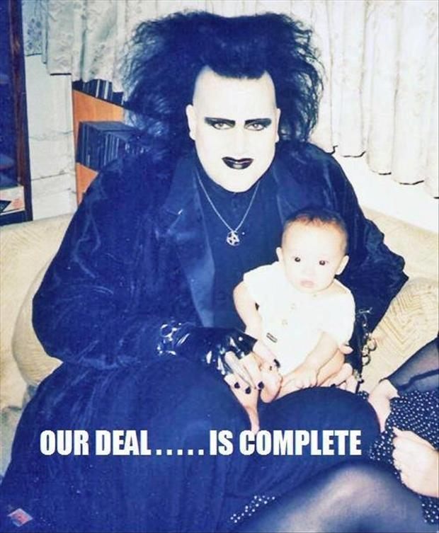 Our deal... is complete Picture Quote #1
