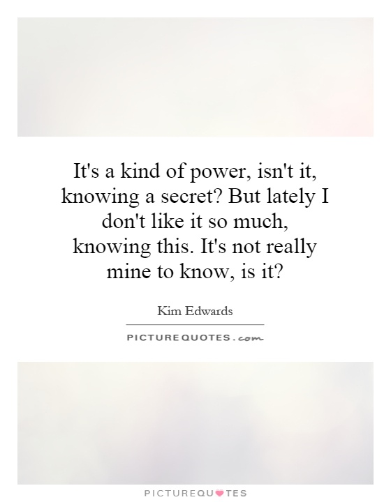 The Secret Quotes