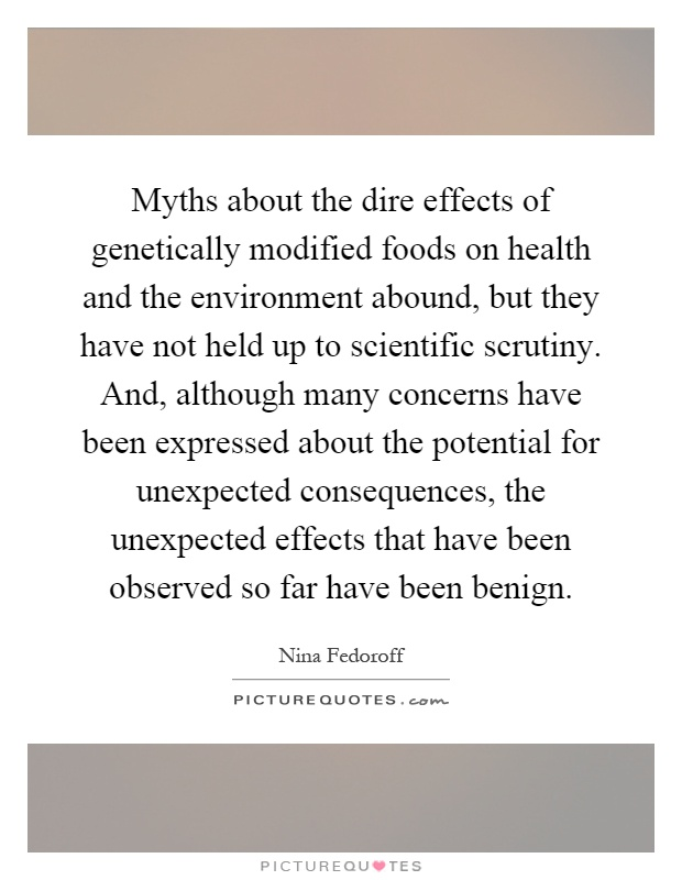 health risks of genetically modified foods essay Answer to this is an argument essay genetically modified  gmo genetically modified organism (gmo) is one  the epa evaluates risks to human health,.