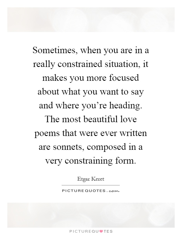 Most beautiful love poems of all time
