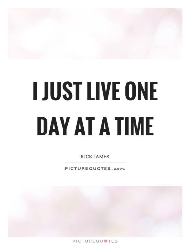 One Day Quotes