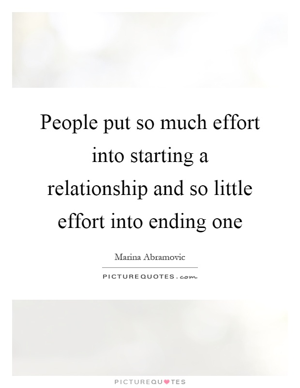 Ending Relationships Quotes & Sayings | Ending Relationships ...