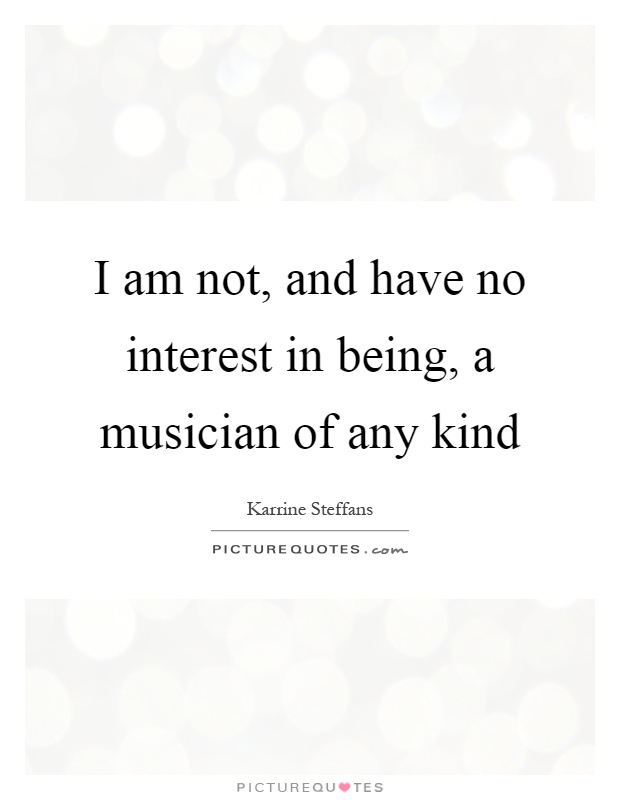Quotes About Being One Of A Kind Am Quotes Karri...