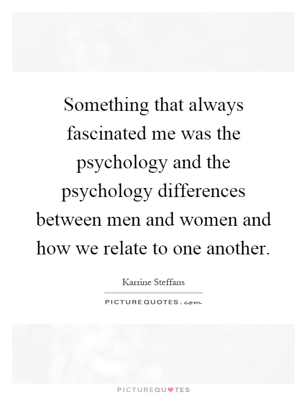 differences between men and women psychology in dating