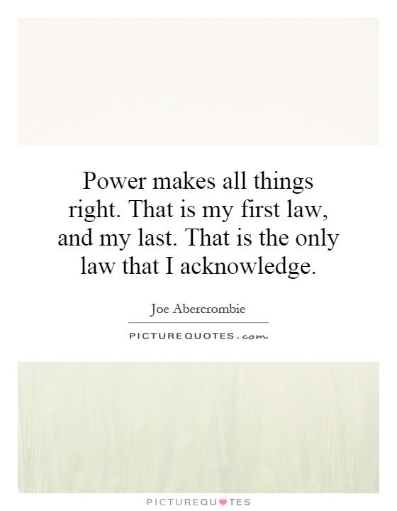 Acknowledge quotes