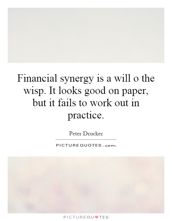 peter drucker teamwork It is a practice - peter drucker, management consultant, educator, and author --shares share add to be the first to get inspirational content.