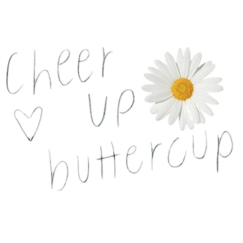 Cheer Up Buttercup! Picture Quote #1
