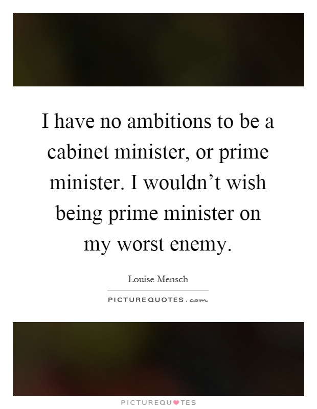 if i become a prime minister essay If i became prime minister, i would introduce minimum educational qualifications for politicians if i were prime minister of india.