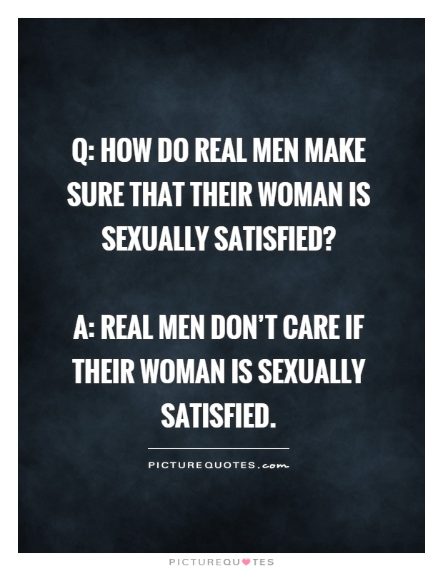 how do i meet a real man is