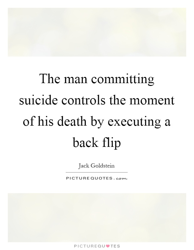 Suicide Death Quotes: Flip Picture Quotes