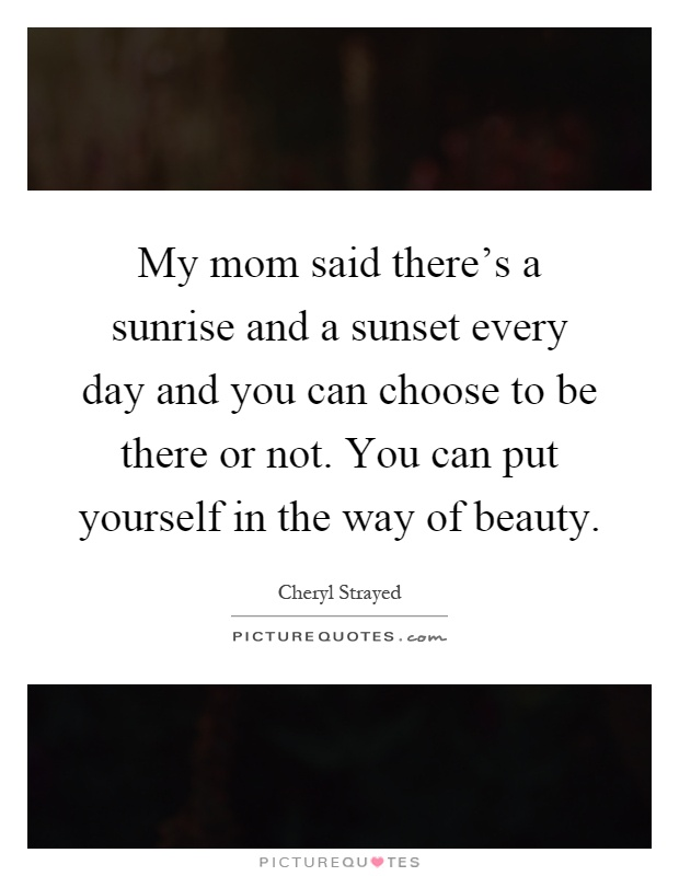 sunrise pictures with quotes - 620×800