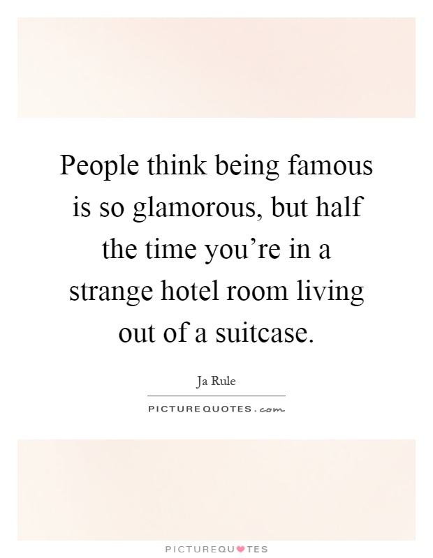 quotes about being glamorous - photo #42